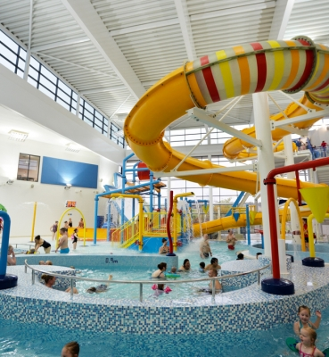 Huddersfield Leisure Centre – Bam Construction: Completed May 2015