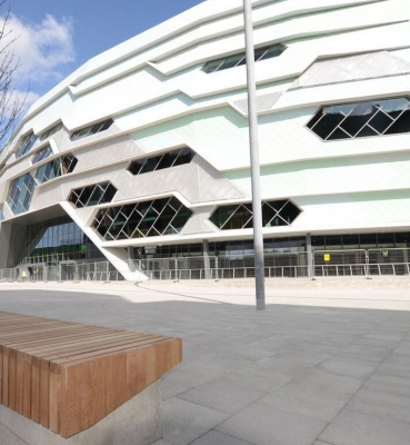 First Direct Arena – Bam Construction: Completed May 2013