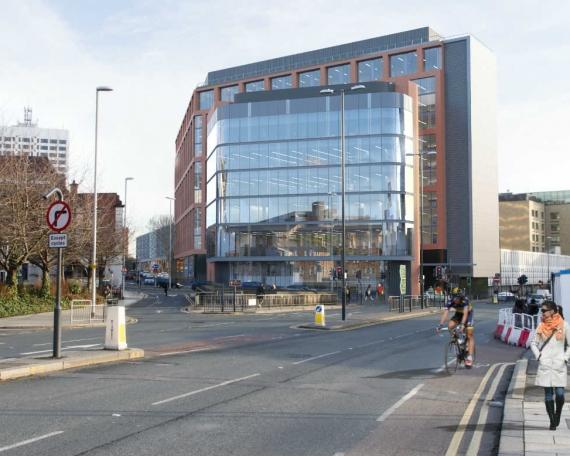 Merrion House, Leeds – BAM Construction